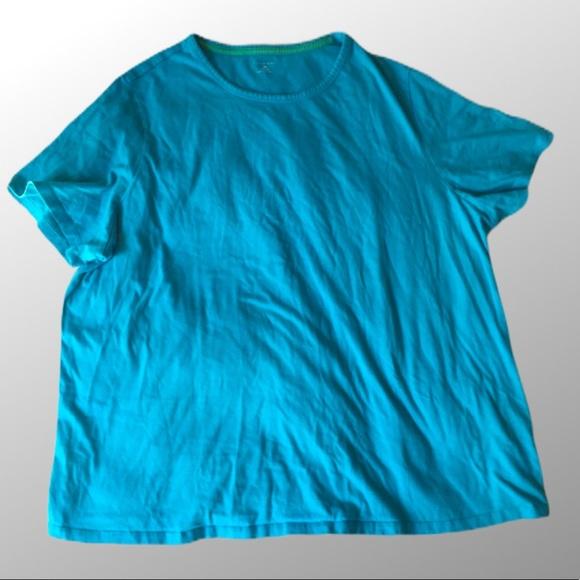 Lands' End Tops - 🌻Land's End pullover blouse plus sz 2X
